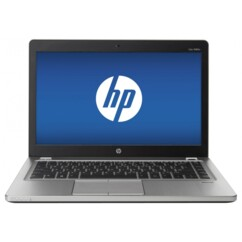 Ordinateur portable HP EliteBook Folio 9480M reconditionné.