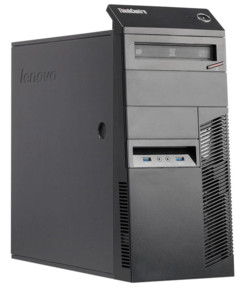 pc reconditionné LENOVO THINKCENTRE M83 10BE avec intel i5 4430 320ghz ram ddr3 16go ssd 512 go windows 10 pro