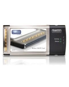 Carte wifi PCMCIA 54G