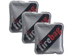 3 chaufferettes de poche ''Firebag''