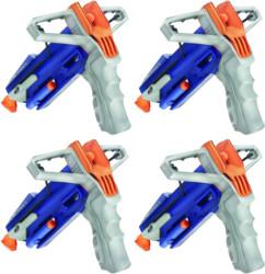 4 pistolets Nerf Elite - Slingstrike