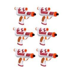 Lot de 6 pistolets Nerf Star Wars modèle Cad Bane.