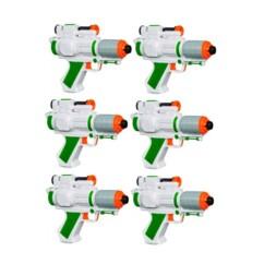 Lot de 6 pistolets Nerf Star Wars modèle Général Grievous.