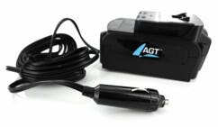 Adaptateur allume-cigare 12 V pour compresseur d'air ALP-120.