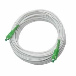 Câble de fibre optique SC-APC/APC de 30 mètres de long.