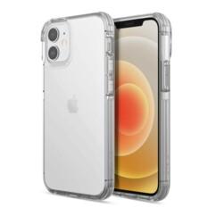 Coque antichoc transparente Raptic Clear pour iPhone 13 Mini.
