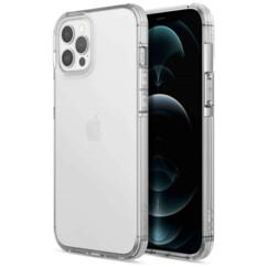 Coque antichoc transparente Raptic Clear pour iPhone 12 Pro.