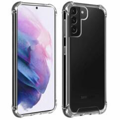Coque antichocs transparente Akashi ALTCS21PAG pour Samsung Galaxy S21+.