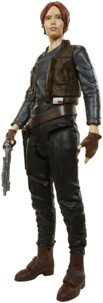 Figurine géante Star Wars de Jyn Erso.
