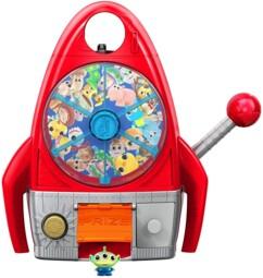 Fusée/machine à sous Pizza Planet Minis Mania Toy Story.