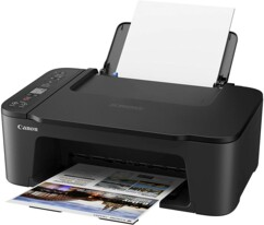 Imprimante Canon Pixma TS3450 noire.