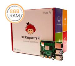 Kit avec Raspberry Pi 4 8 Go
