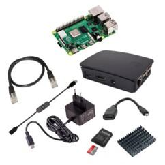 Kit pour débutant Recalbox 7.2 avec Raspberry Pi 4 2 Go.