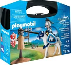 Playmobil Knights n°70106 : Chevalier et entraînement.