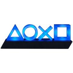 Lampe USB avec symboles de la PlayStation 5.