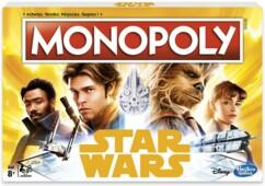Monopoly Star Wars Han Solo.
