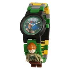 Montre-bracelet LEGO Jurassic World Clair Dearing.