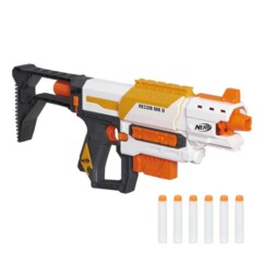 Psitolet Nerf Recon MK11 avec 6 munitions.