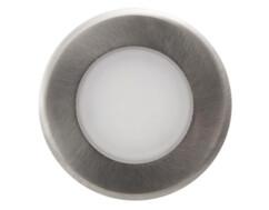 Spot LED encastrable en acier inoxydable Mc Shine.