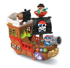Super bateau pirate 2 en 1 Tut Tut Copains.