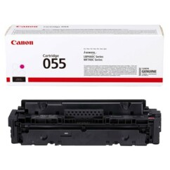 Toner original Canon 055 magenta.