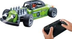 La voiture radiocommandée Rock'n Roll Racer Playmobil 9091.