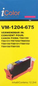 Cartouche compatible Canon CLI-581M XXL - Magenta
