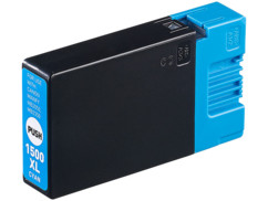 Cartouche compatible canon pgi 1500 xl cyan pour maxify mb