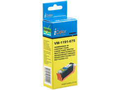 10 cartouches compatibles Canon PGI-570BK XL - Noir