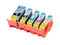 Cartouche I Color compatible Canon Color Pack avec puce