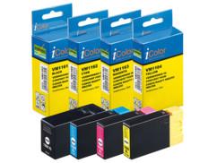 Pack de cartouches compatibles Canon PGI-1500 XL