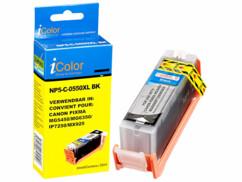 2 cartouches compatibles Canon PGI-550BK XL - Noir