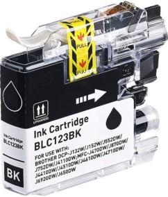 Cartouche iColor Noir pour Brother LC123