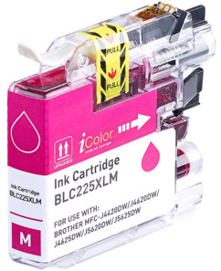 Cartouche iColor pour Brother (remplace LC-227XL M) - Magenta
