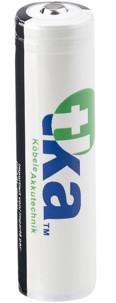 batterie 18650 3,7v capacité 2600 mAh pour appareils solaires lampe de poche appareil photo