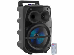 """Chaîne nomade 150 W avec fonctions bluetooth & lecteur MP3 """"PMA-950.k"""""""
