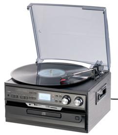 Chaîne stéréo 5 en 1 avec encodeur numérique MHX-580.bt
