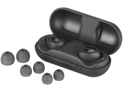 Écouteurs sans fil avec bluetooth 5.0 et boîtier de chargement IHS-760