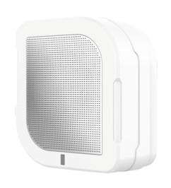 Haut-parleur nomade 2 en 1 avec fonction bluetooth et recharge USB