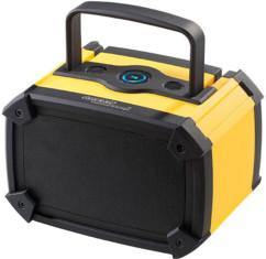 Haut-parleur nomade Bluetooth de chantier Auvisio ''MSS-600.ipx''