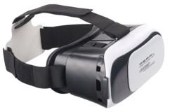 casque de realité virtuelle auvisio vrb58.3d pour smartphones moyenne taille et grande taille
