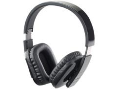 casque sans fil bluetooth ultra léger avec longue autonomie ohs-220 over ear