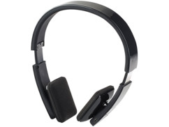 Micro-casque bluetooth, pliable et multipoint OHS-200 (On-Ear)