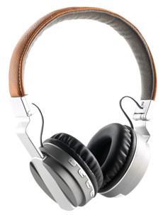 casque audio sans fil avec rafio fm ohs-120 auvisio