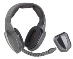 casque gamer sans fil compatible pc ps4 xbox one avec cable optique et hdmi auvisio GHS-500