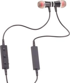 ecouteurs in ear bluetooth spécial sport avec embouts magnétiques et télécommande intégrée auvisio