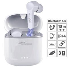 Oreillettes stéréo avec bluetooth 5.0et étui de chargement IHS-610