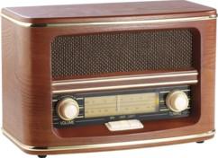 Radio FM / MW design rétro