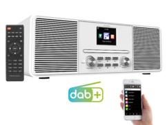 Radio Internet stéréo 20W IRS-680 - Blanc