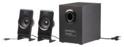 Système de haut-parleurs actifs 2.1 16 W RMS / 35 W - avec Bluetooth